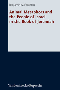 Animal Metaphors and the People of Israel in the Book of Jeremiah | Dodax.nl