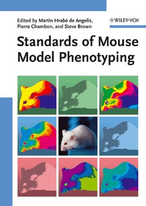Standards of Mouse Model Phenotyping | Dodax.pl