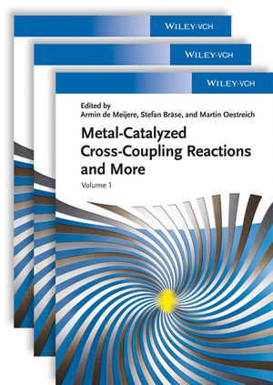 Metal-Catalyzed Cross-Coupling Reactions and More, 3 Pts. | Dodax.ch