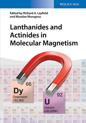 Lanthanides and Actinides in Molecular Magnetism | Dodax.ch