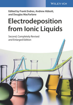 Electrodeposition from Ionic Liquids | Dodax.at