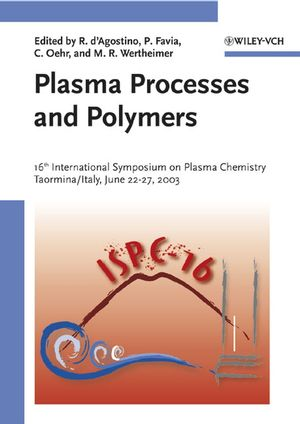 Plasma Processes and Polymers | Dodax.pl