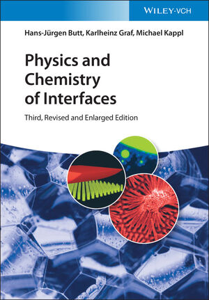 Physics and Chemistry of Interfaces | Dodax.de