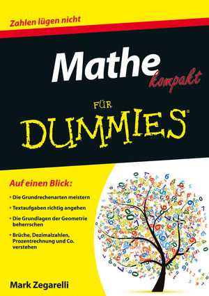 Mathe kompakt für Dummies | Dodax.at