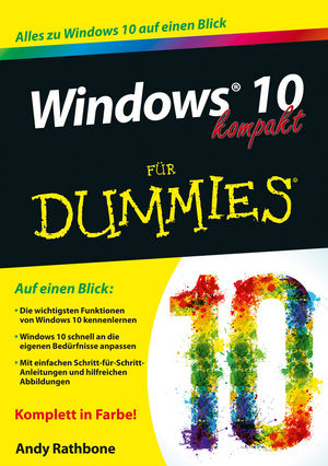 Windows 10 kompakt für Dummies | Dodax.co.uk