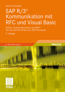 SAP R/3 Kommunikation mit RFC und Visual Basic | Dodax.ch