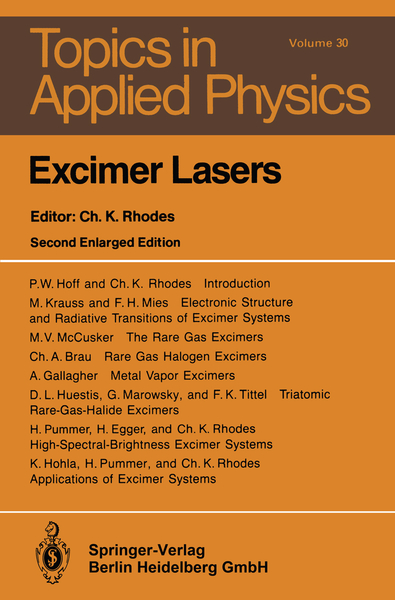 Excimer Lasers | Dodax.nl