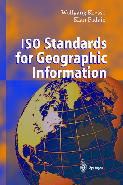 ISO Standards for Geographic Information | Dodax.nl