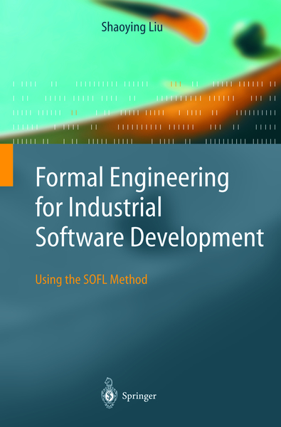 Formal Engineering for Industrial Software Development | Dodax.nl