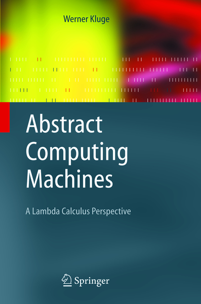 Abstract Computing Machines | Dodax.ch