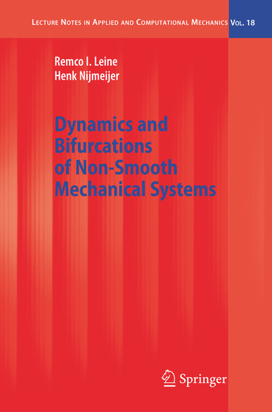 Dynamics and Bifurcations of Non-Smooth Mechanical Systems | Dodax.nl