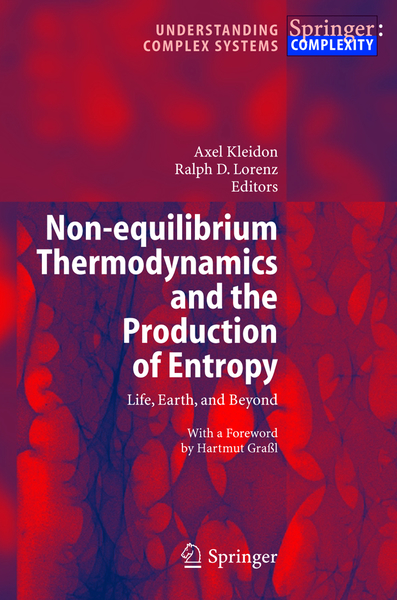 Non-equilibrium Thermodynamics and the Production of Entropy | Dodax.nl