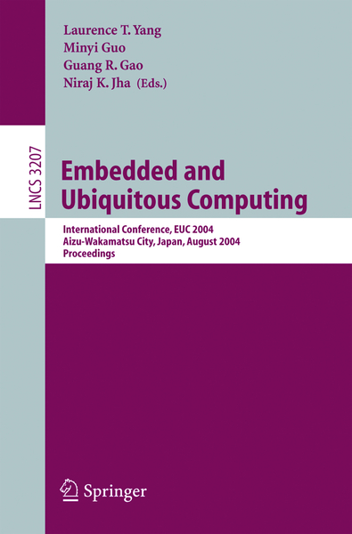 Embedded and Ubiquitous Computing | Dodax.nl
