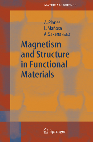 Magnetism and Structure in Functional Materials | Dodax.nl