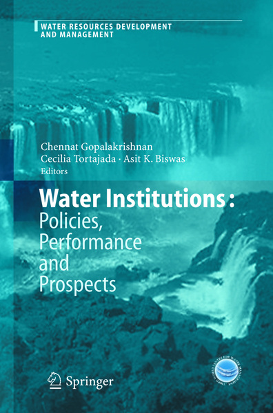 Water Institutions: Policies, Performance and Prospects | Dodax.nl