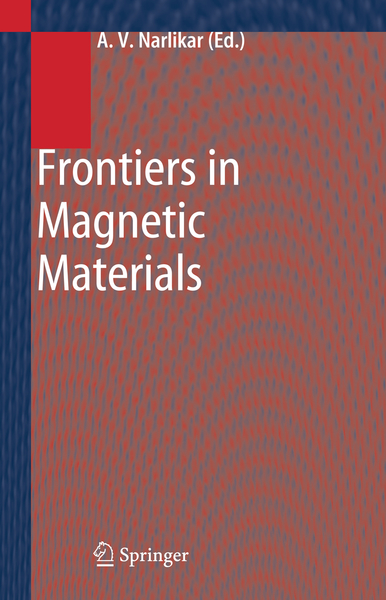 Frontiers in Magnetic Materials | Dodax.nl