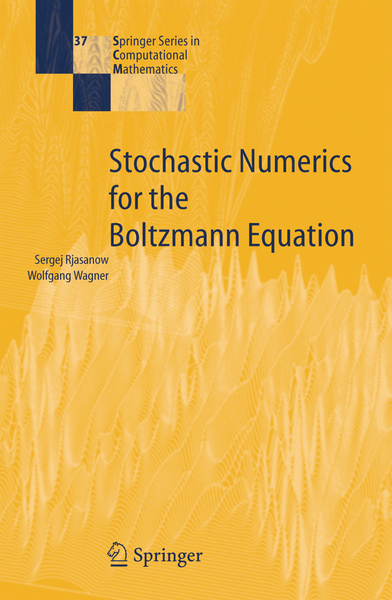 Stochastic Numerics for the Boltzmann Equation | Dodax.ch