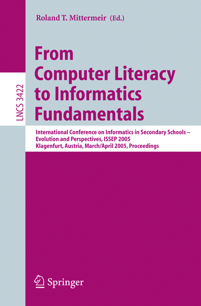 From Computer Literacy to Informatics Fundamentals | Dodax.ch