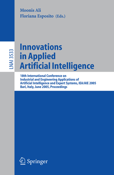 Innovations in Applied Artificial Intelligence | Dodax.ch