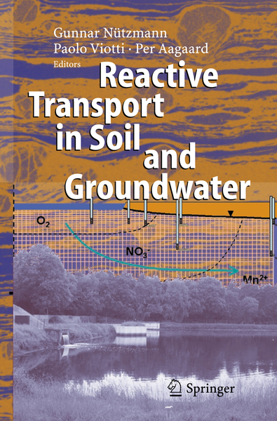 Reactive Transport in Soil and Groundwater | Dodax.nl