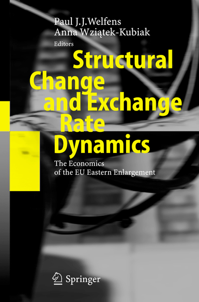 Structural Change and Exchange Rate Dynamics | Dodax.ch