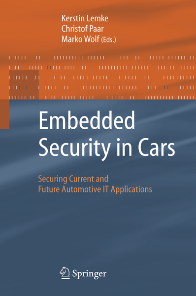 Embedded Security in Cars | Dodax.ch