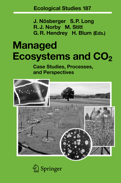 Managed Ecosystems and CO2 | Dodax.pl