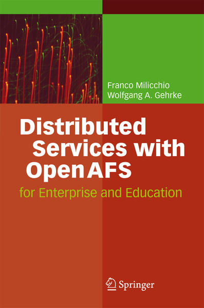 Distributed Services with OpenAFS | Dodax.nl