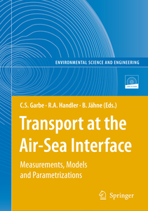 Transport at the Air-Sea Interface, w. CD-ROM   Dodax.ch