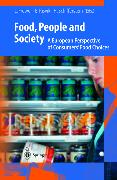 Food, People and Society | Dodax.nl