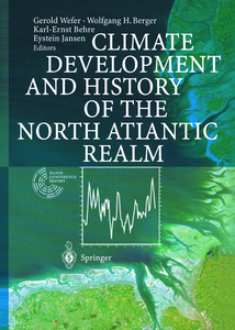 Climate Development and History of the North Atlantic Realm   Dodax.ch