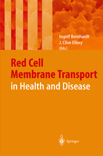 Red Cell Membrane Transport in Health and Disease | Dodax.nl