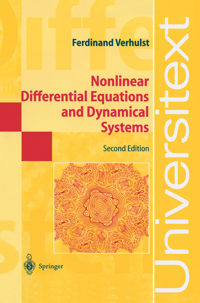 Nonlinear Differential Equations and Dynamical Systems   Dodax.pl