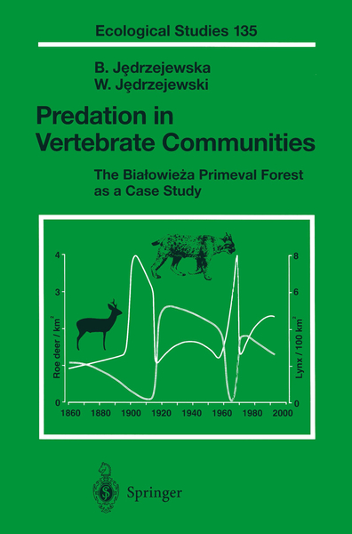 Predation in Vertebrate Communities | Dodax.ch