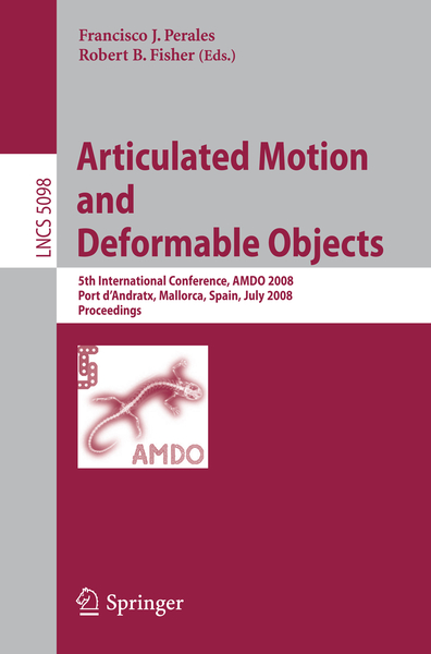 Articulated Motion and Deformable Objects | Dodax.nl