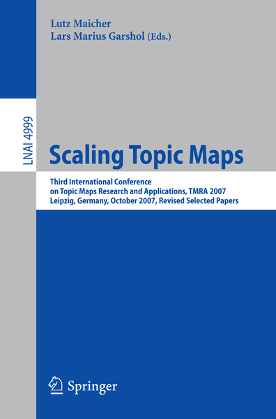 Scaling Topic Maps | Dodax.nl