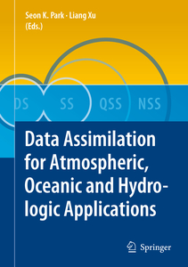 Data Assimilation for Atmospheric, Oceanic and Hydrologic Applications | Dodax.nl