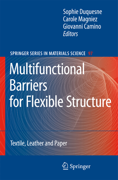 Multifunctional Barriers for Flexible Structure   Dodax.nl