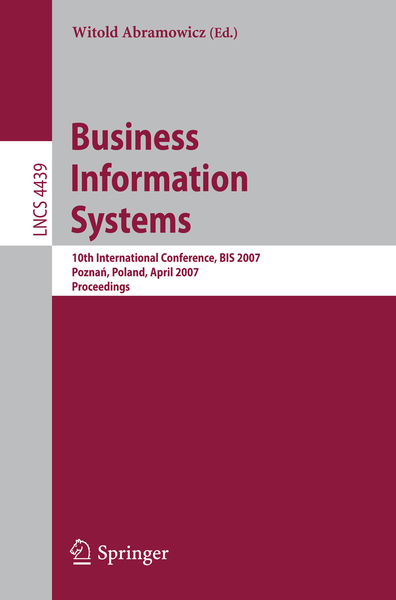 Business Information Systems | Dodax.nl
