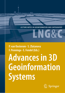 Advances in 3D Geoinformation Systems | Dodax.nl