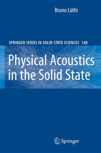 Physical Acoustics in the Solid State | Dodax.pl