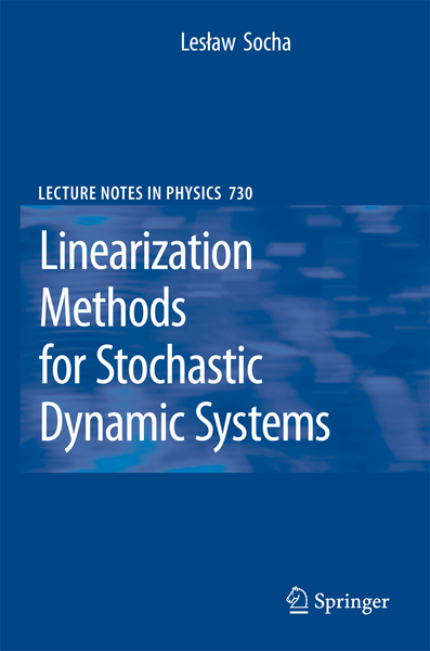 Linearization Methods for Stochastic Dynamic Systems   Dodax.nl