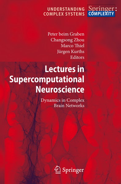 Lectures in Supercomputational Neuroscience | Dodax.nl