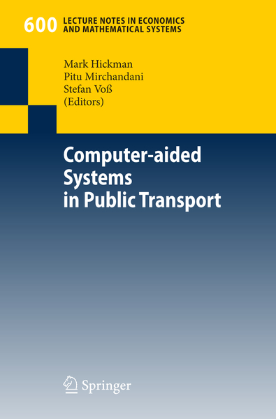 Computer-aided Systems in Public Transport   Dodax.nl