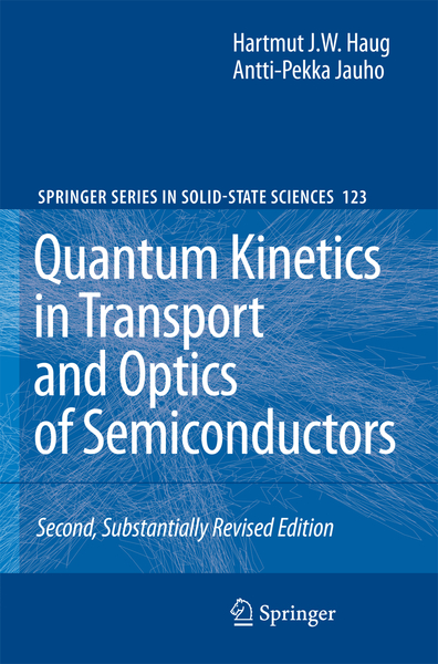 Quantum Kinetics in Transport and Optics of Semiconductors | Dodax.ch