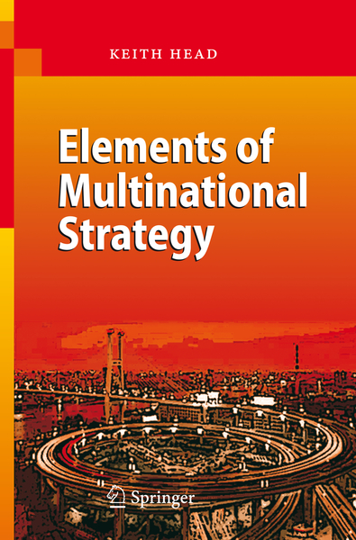 Elements of Multinational Strategy | Dodax.co.uk