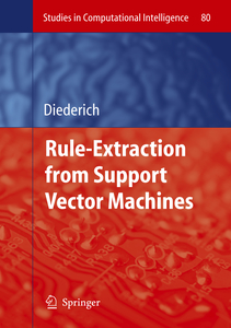 Rule Extraction from Support Vector Machines | Dodax.nl
