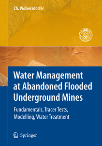 Water Management at Abandoned Flooded Underground Mines | Dodax.ch