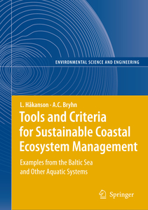Tools and Criteria for Sustainable Coastal Ecosystem Management | Dodax.ch