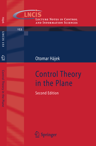 Control Theory in the Plane   Dodax.ch